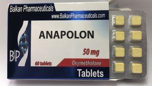 Anapolon 50 Balkan Pharmaceuticals